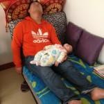 中国でもDNAにかいま見る親子の絆