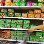 中国のインスタントラーメンの販売促進