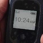 中国携帯によくある初期トラブル?時計が動かない!
