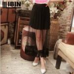 この夏中国では透けるスカートが大流行