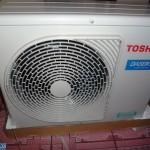 エアコンの室外機の設置はかなり適当