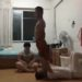 組み体操をやってみたいと言い出した中国人嫁