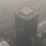 中国の大気汚染で一山当てようとする人