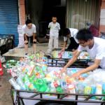 中国の街を駆けまわる回収業者さんのびっくり品目