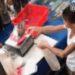 【公開】中国のイカサマ魚屋のおばちゃんの重量をごまかすテク