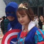 上海ディズニーランドの白雪姫が少し大陸っぽい件