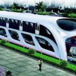 中国の渋滞解消の為の新交通システム