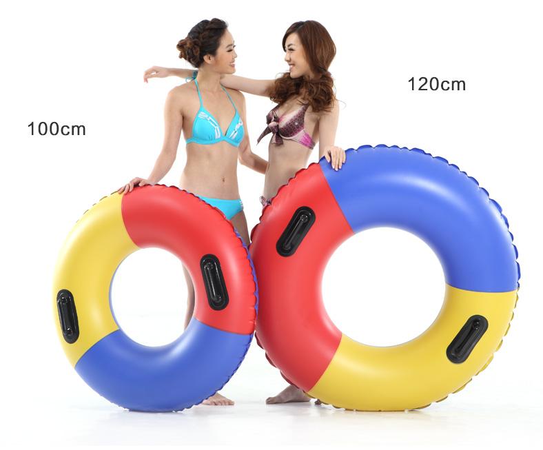 夏だプールだ海水浴の季節だということで中国の浮き輪のお話
