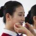 中国のCAさんたちは今でも詠春拳を学んでいました。