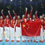 金メダルを獲った中国の女子バレーボールチームの強さのヒミツはきっとコレ!