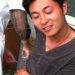 注射を打つ時ついついおおげさな表情になってしまう中国の人たち