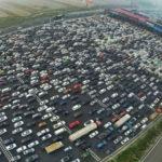 今年も国慶節の高速道路は大渋滞 2016年編