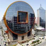 中国の建築設計の思想はほかの国とずいぶん違ってる