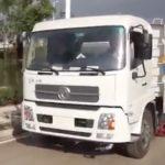 """中国のはたらく車 """"道路清掃車"""" がスゴい!"""