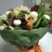 バラの花が手に入らない時は野菜の花束で告白します。