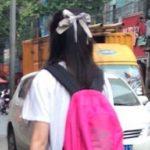 いざという時のために?武器を持ち歩く中国の人たち