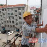 中国の現場で重宝される発泡スチロール
