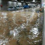 中国で毎年発生する大雨に対抗する地下駐車場の進歩具合