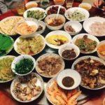 中国菜 ー なぜ中国の人がフードファイターみたいに大量のおかずを食べようとするのか?