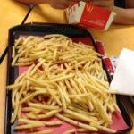 中国のネットユーザーがマクドナルドのポテトのS,M,Lを比べてみたところ…