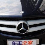 ベンツのエンブレムの中国式活用法