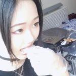 【動画で中国語】なに食べてるの?に答える中国女子