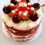デコレーションが意味をなさない中国のケーキの分け方