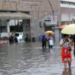 大雨の後のビジネスチャンスを見逃さない人たち