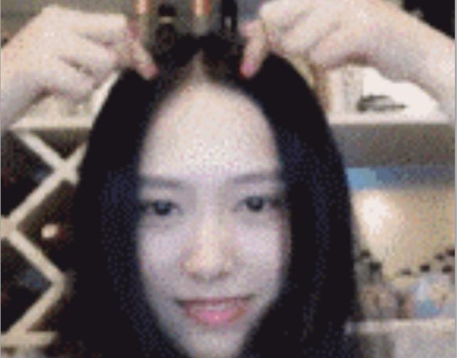 前髪にこだわる中国女子の皆さん