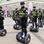 あのセグウェイは中国でこんな風に活用されてます