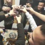 乾杯に乗じて酒量を減らす方法