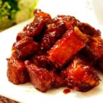 中国の家庭料理屋さんの人寄せのサービス