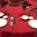 中華レストランのテーブルセッティングの小技
