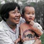 """中国語でおばあさんは""""奶奶(ナイナイ)"""""""
