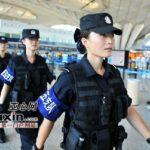 中国の広大な施設のパトロールに使う乗り物