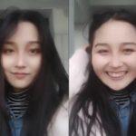 中国女子の顔デカカミングアウト