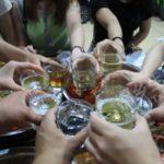 中国のお酒の席では飲み倒れるまで飲みます。