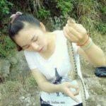 案外蛇に慣れてる中国女子のみなさま