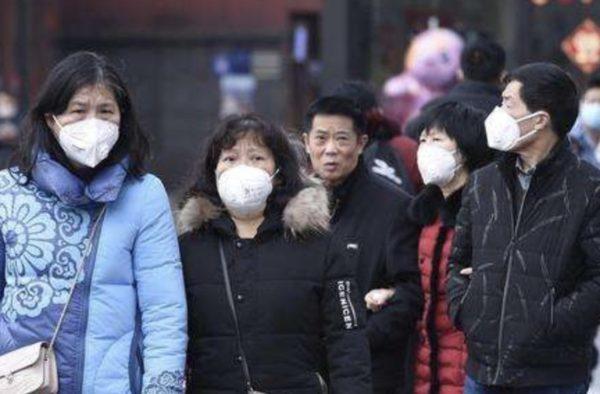 新型肺炎の中国のここんとこの様子