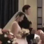 結婚式の生い立ち紹介ビデオで流れた新婦の映像