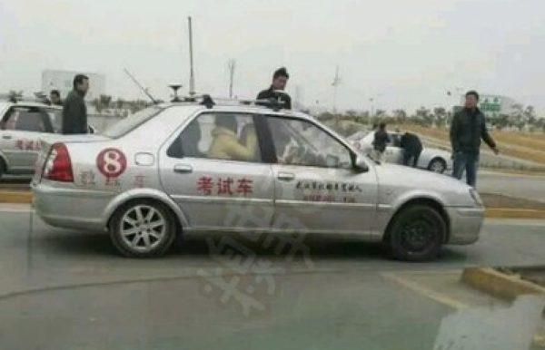 中国女性の免許合格にかける思い入れとその思いの入れどころ