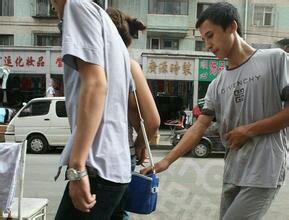 中国のスリ事情はこんな風