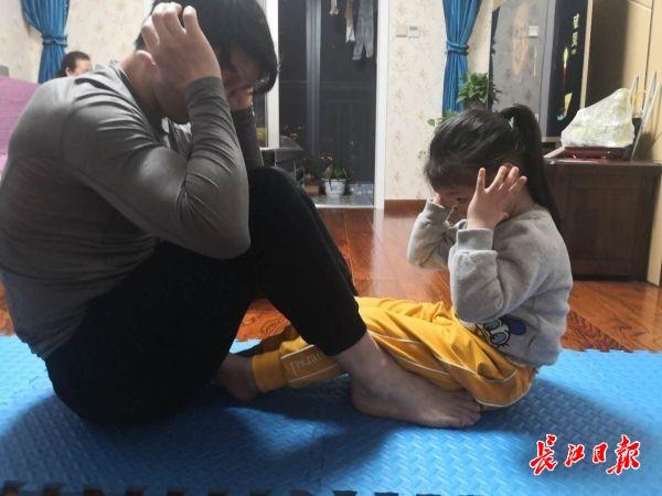 緊急事態宣言の中 自宅で体力作りに勤しむ中国の人たち
