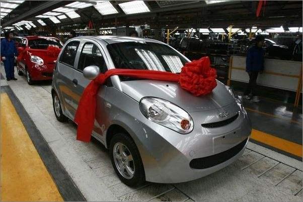中国で新車を買った時のお祝いの風習